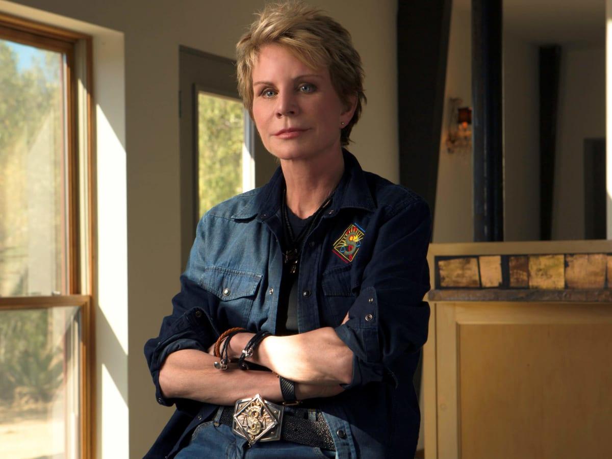 Author Patricia Cornwell