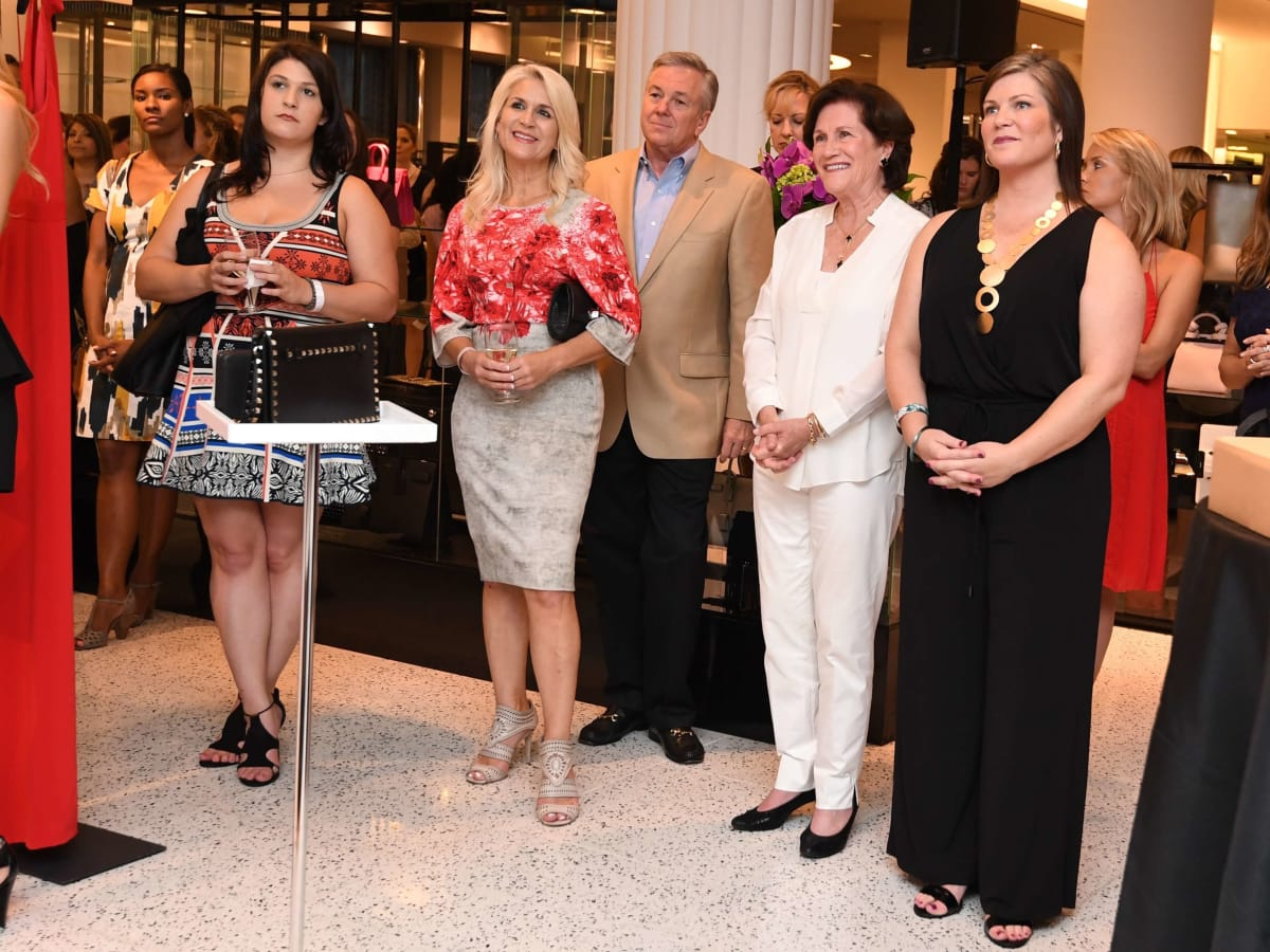 Women of Wardrobe, Aug. 2016, Patti Bosmeyer, N orman Leewis, Nancy Levicki, Lauren Levicki Courville