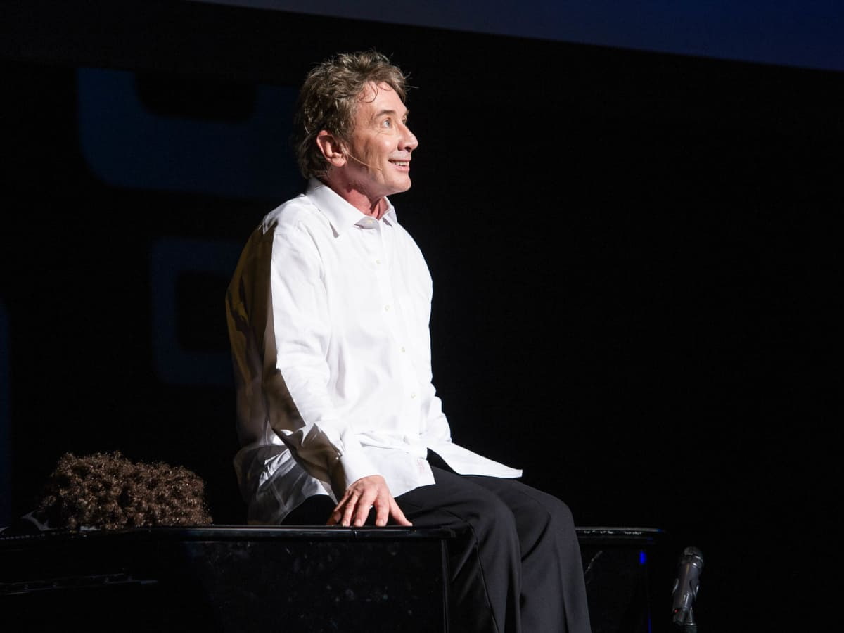 Moontower Comedy and Oddity Festival 2016 Martin Short