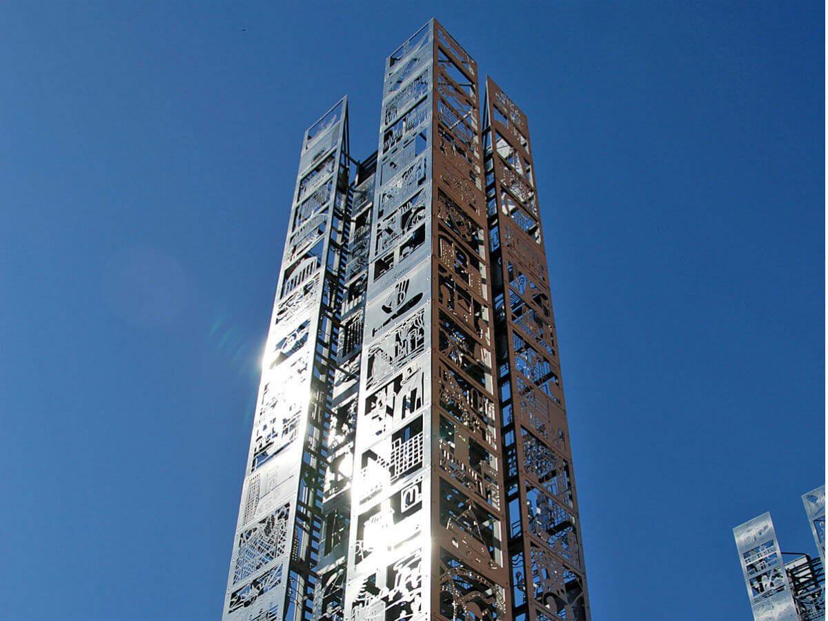 Architecture Center Houston and AIA Houston present Urban Art Tours: Downtown