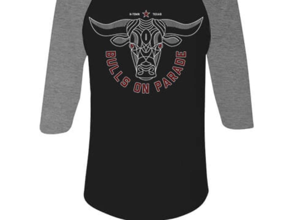 Houston, Running Game Clothing, September 2016, Bull tee