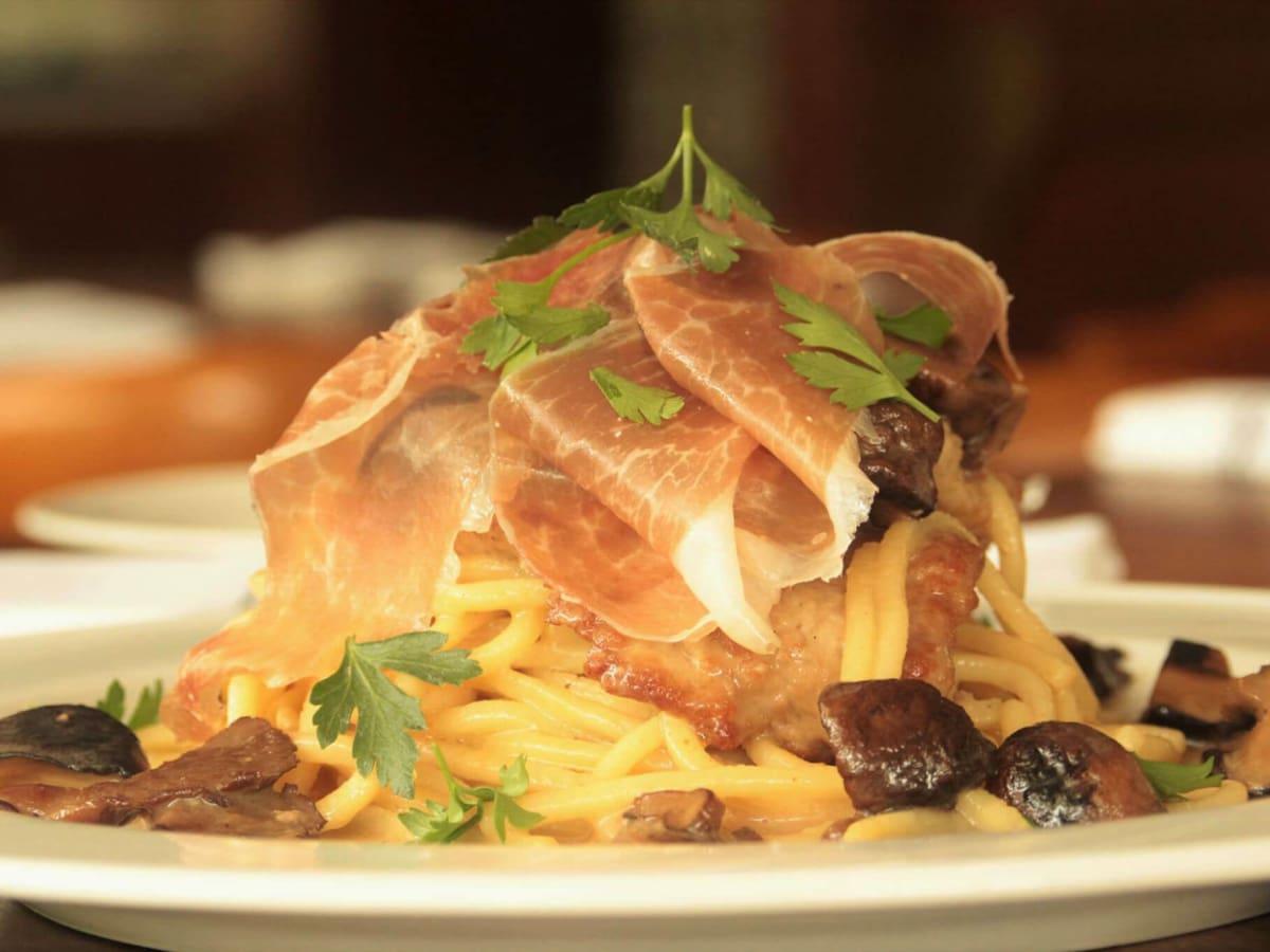 Juliet Ristorante restaurant veal marsala
