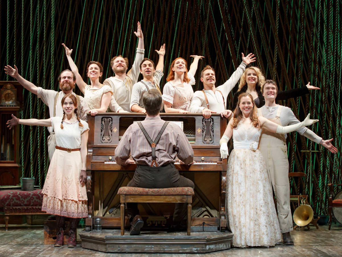 AT&T Performing Arts Center presents Into the Woods