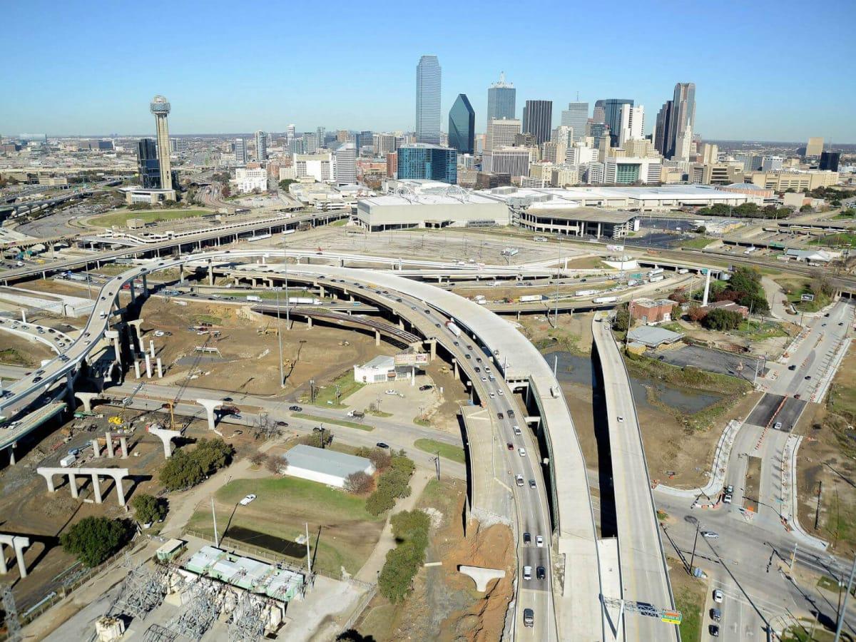 Horseshoe Project, downtown Dallas