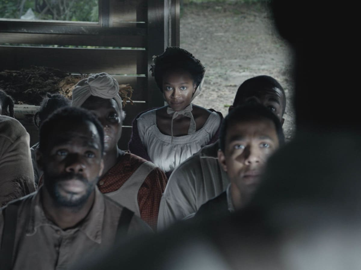 Aja Naomi King in The Birth of a Nation