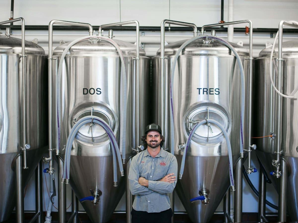 St Elmo Brewing Co Austin brewery Bryan Winslow