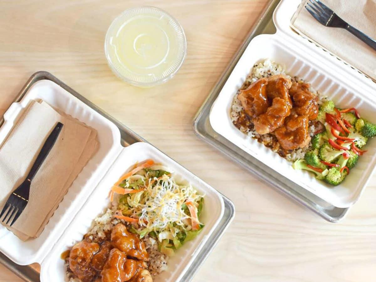 General Tso'Boy Lucky Lunch Box