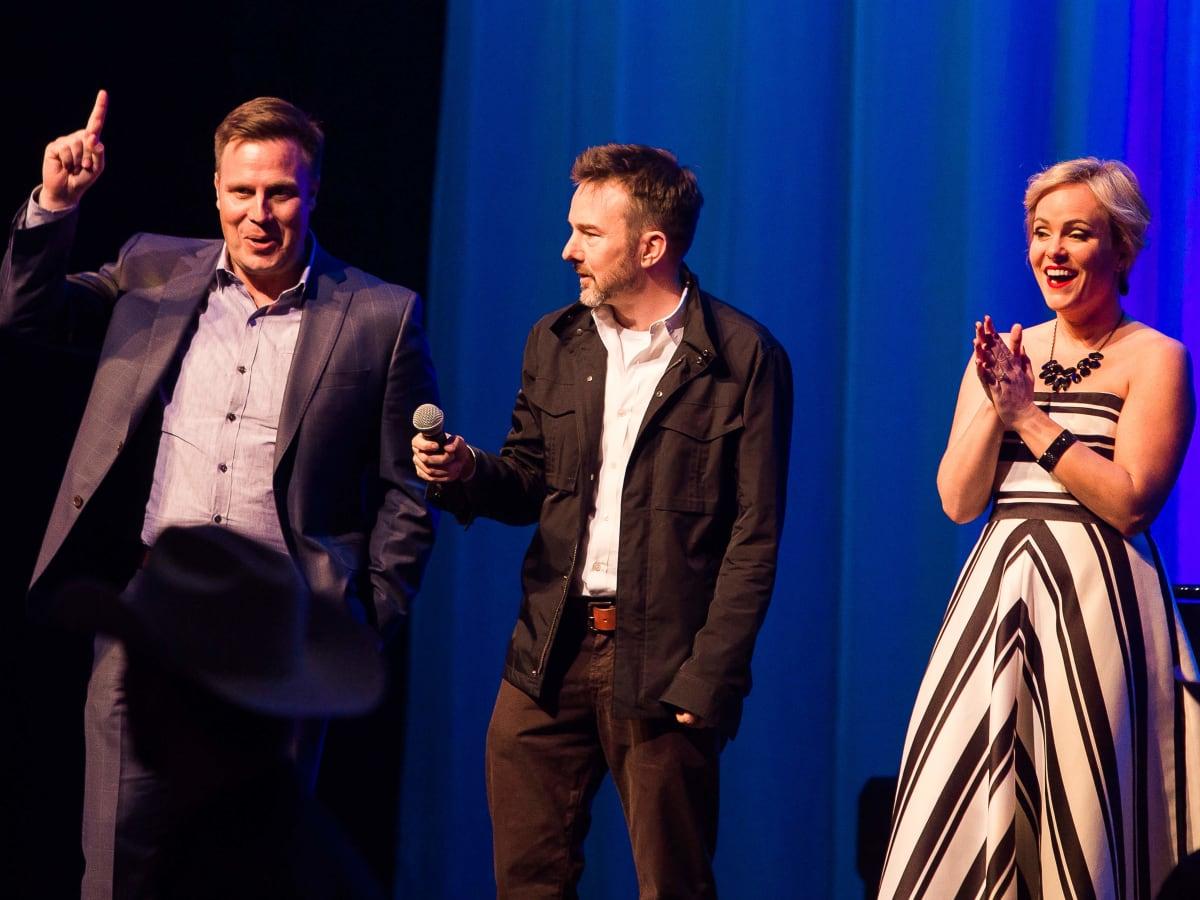 Andy Roddick Foundation Gala 2016 Keith Kreeger Tyson Cole Erica Brennes