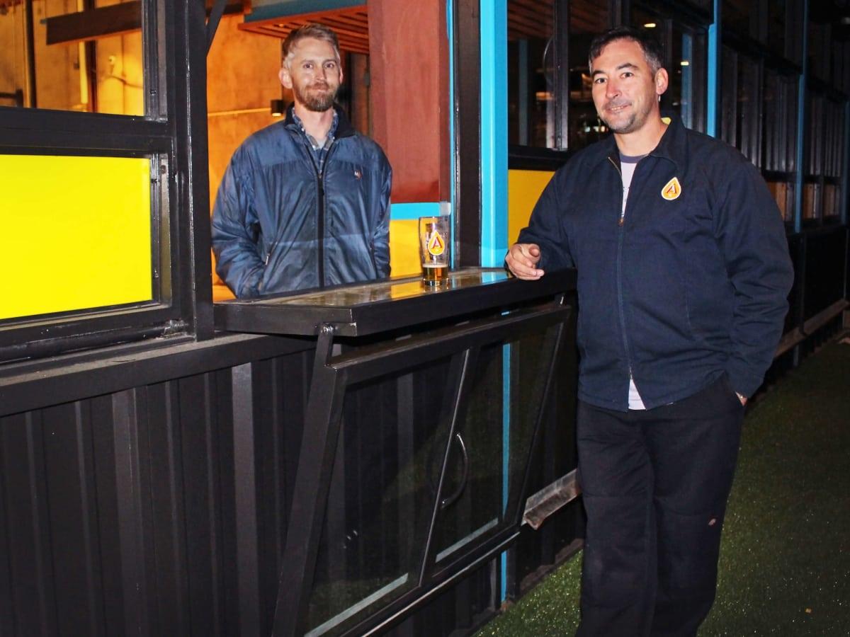 Austin Beerworks Michael Graham Mike McGovern