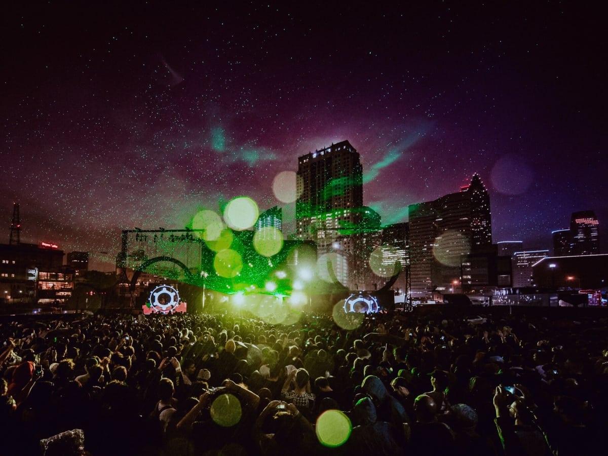 Day for Night 2016 Aphex Twin