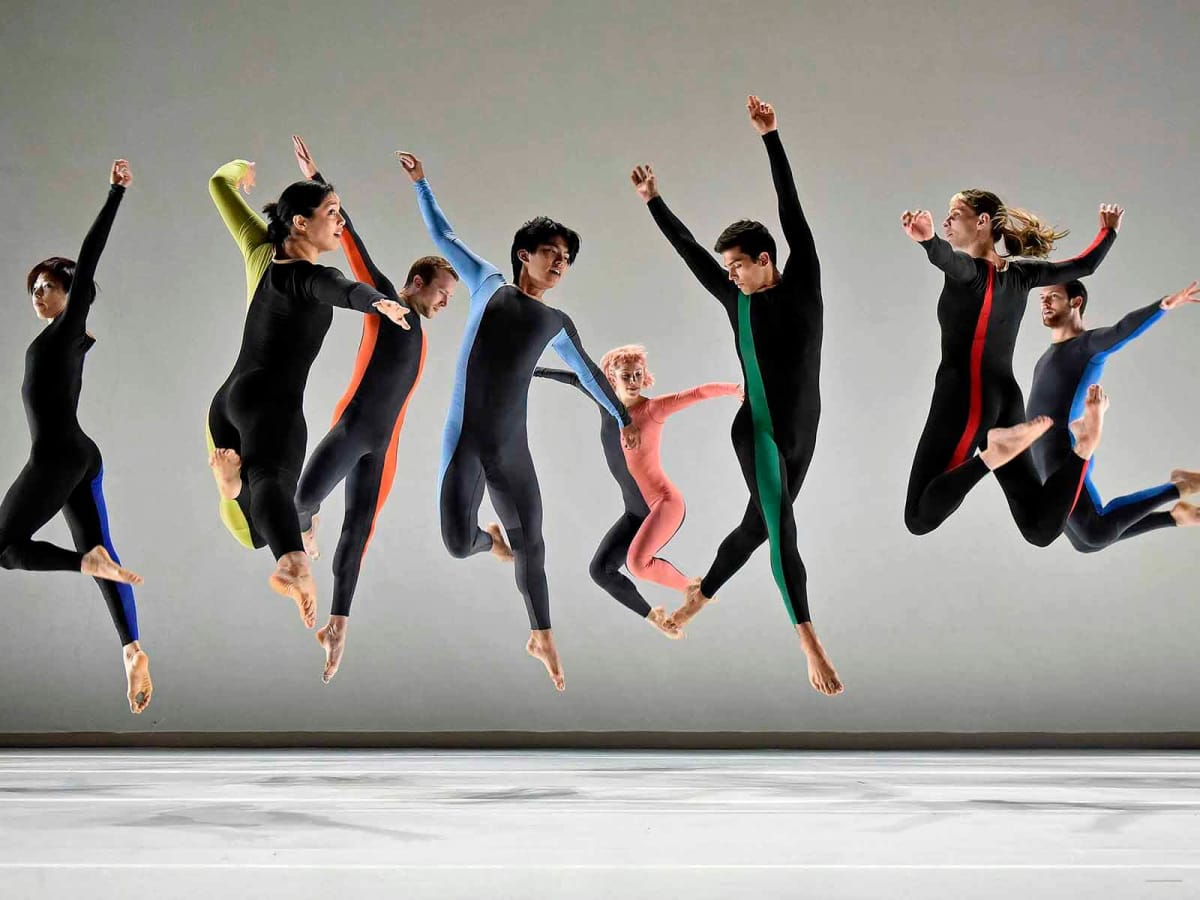 Titas presents Doug Varone and Dancers