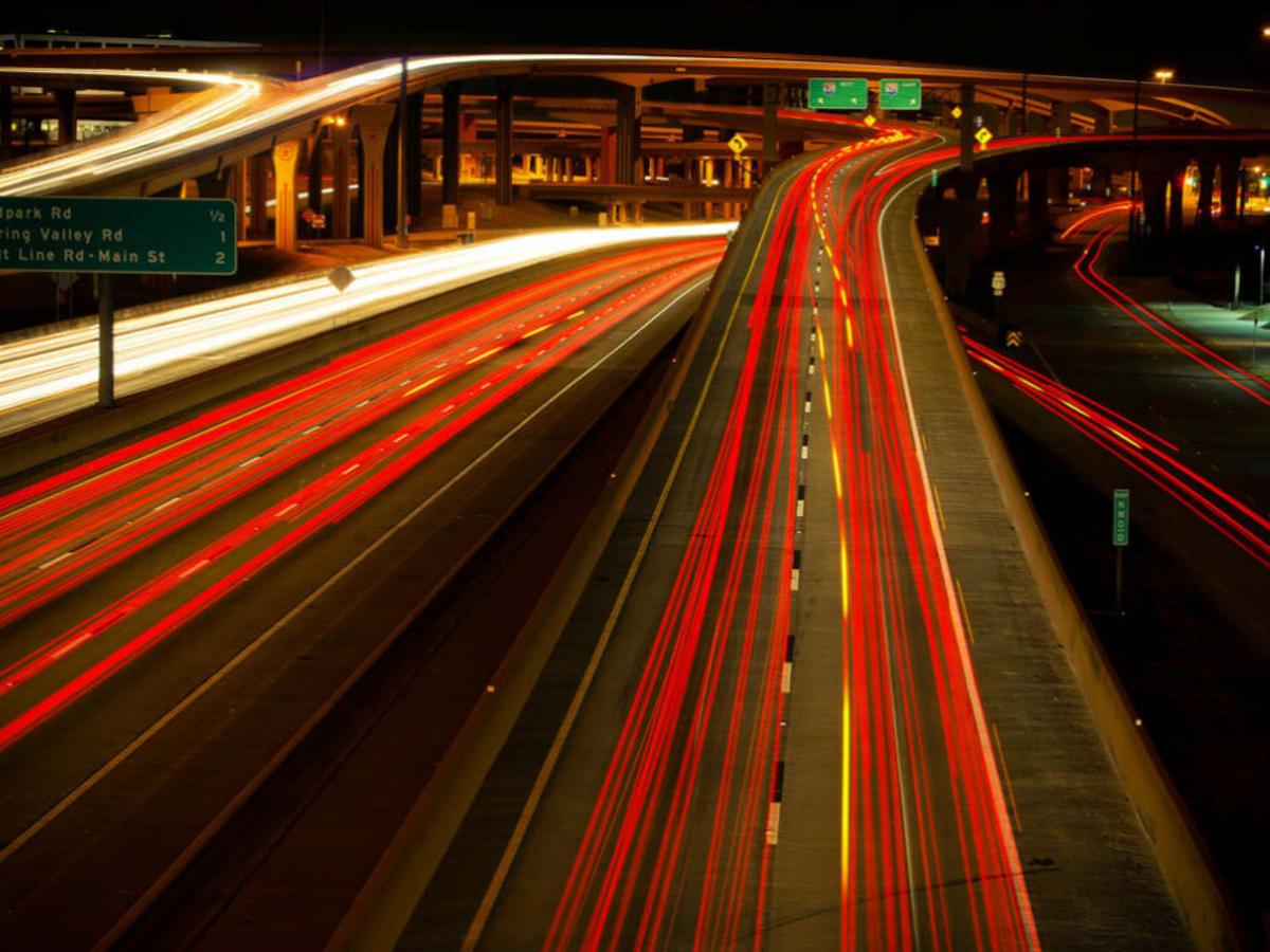 635 & 75 Dallas freeways
