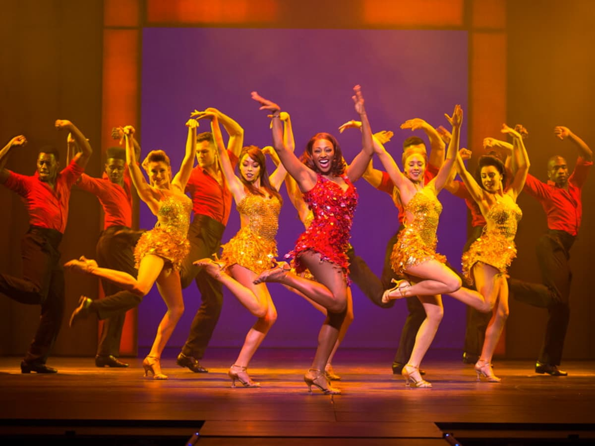 The Bodyguard Broadway at Hobby Center