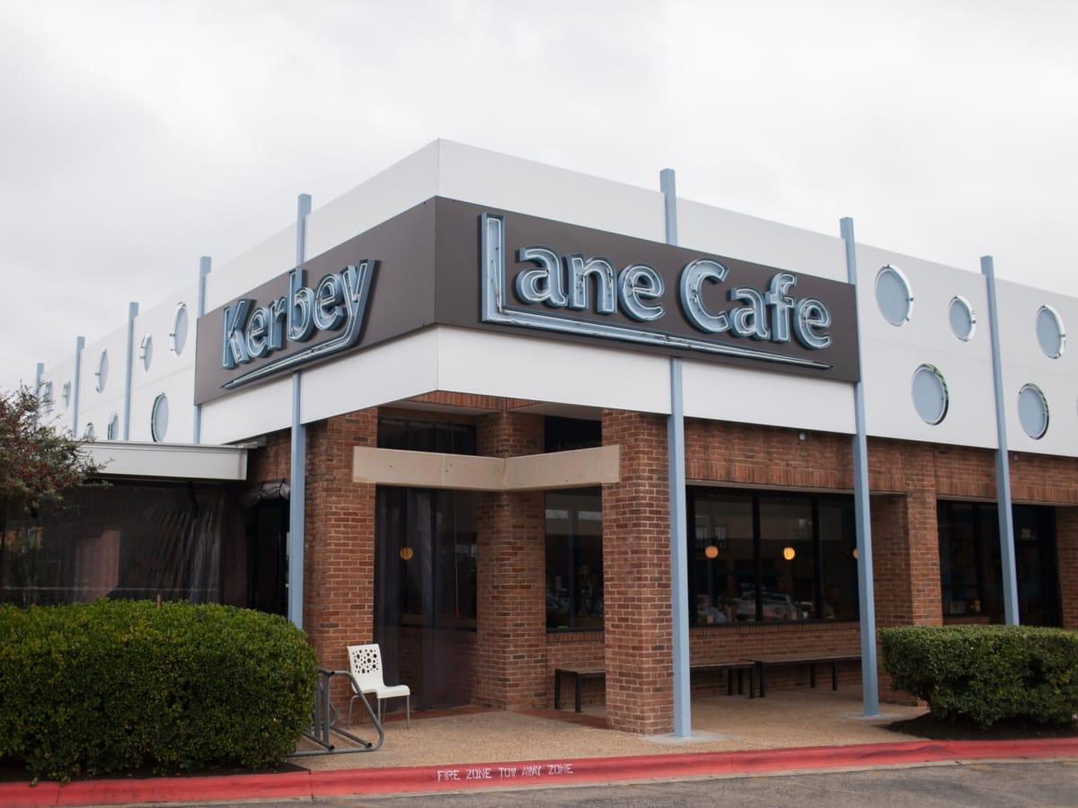 Kerbey Lane South Lamar exterior