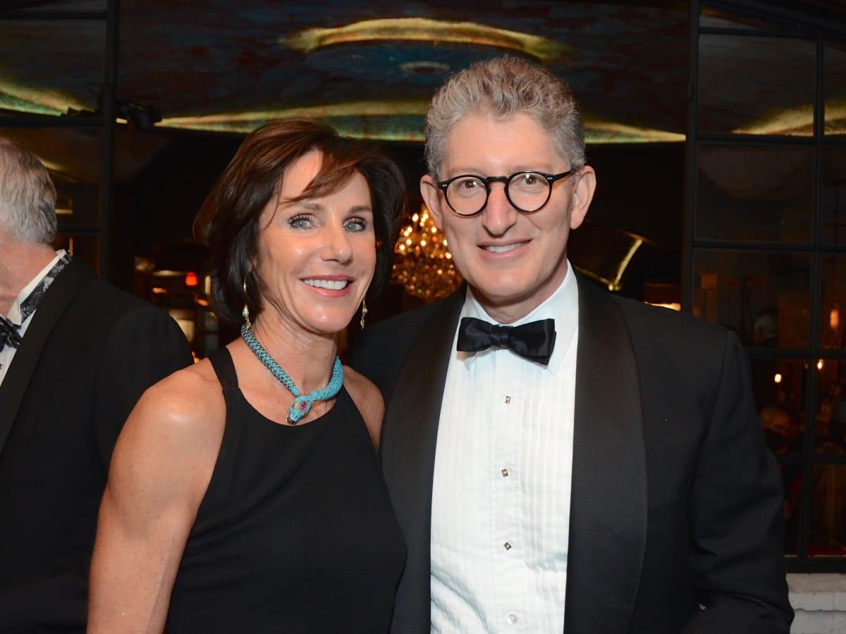 Heidi Gerger, David Gerger at 2017 Da Camera Gala