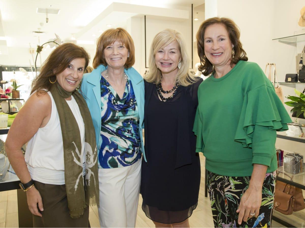 Darlene Ellison, Beth Thoele, Ashlee Kleinert, Tucker Enthoven