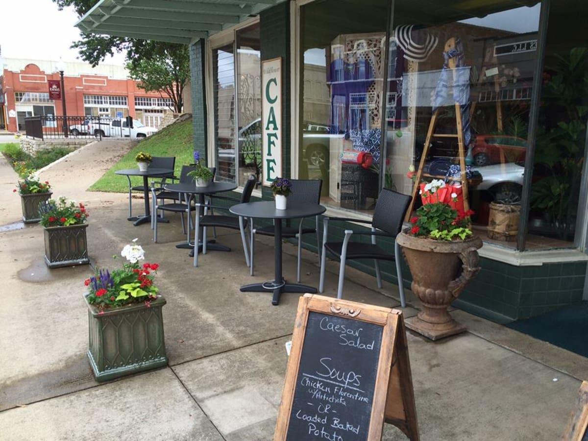 Wildflower Cafe Ennis