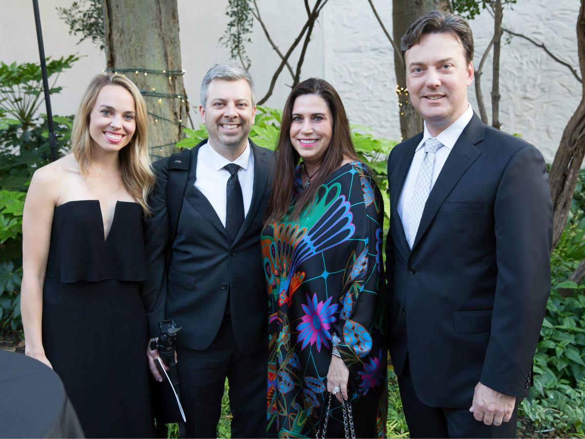 Kuper Sotheby's Evoker launch party San Antonio 18
