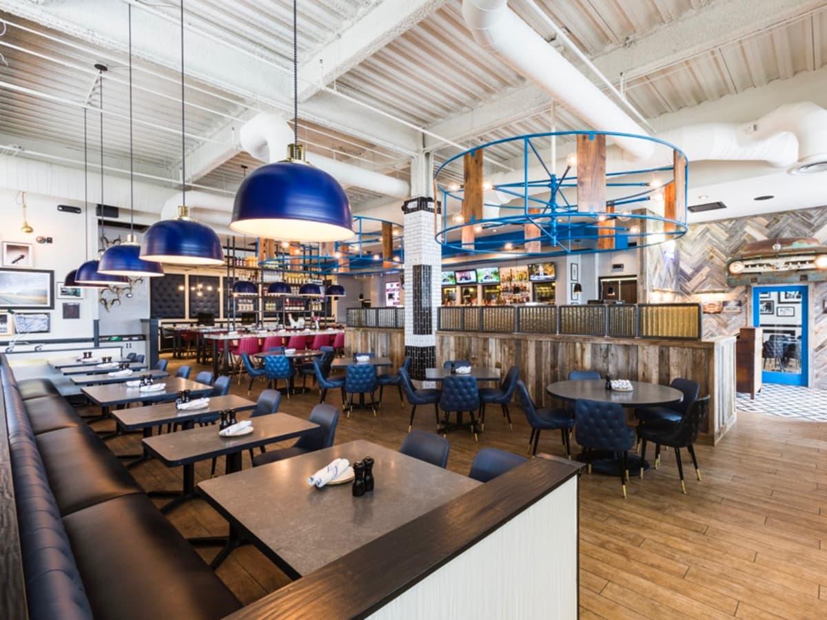 Haverk Interior Design despite hurricane harvey s havoc some houston restaurants remain