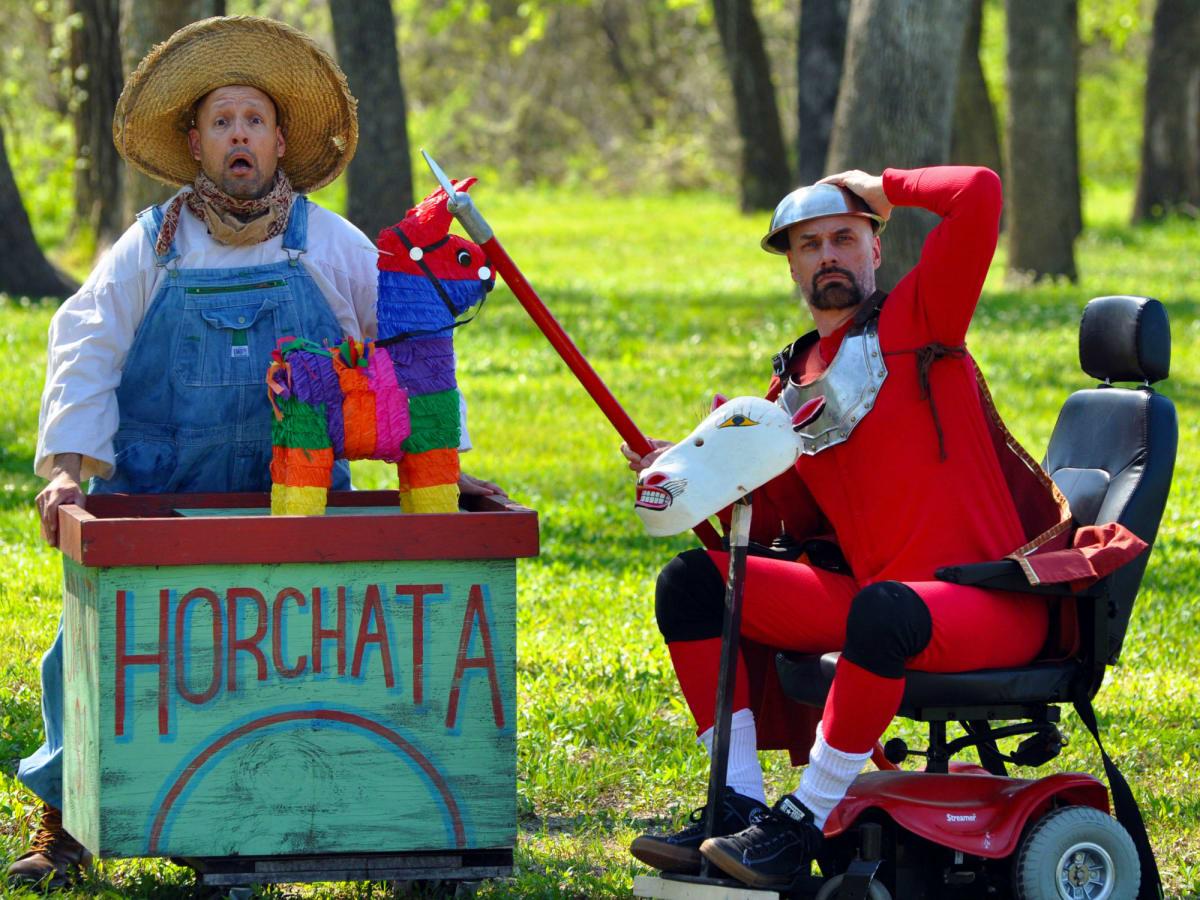 Shakespeare Dallas presents Quixote