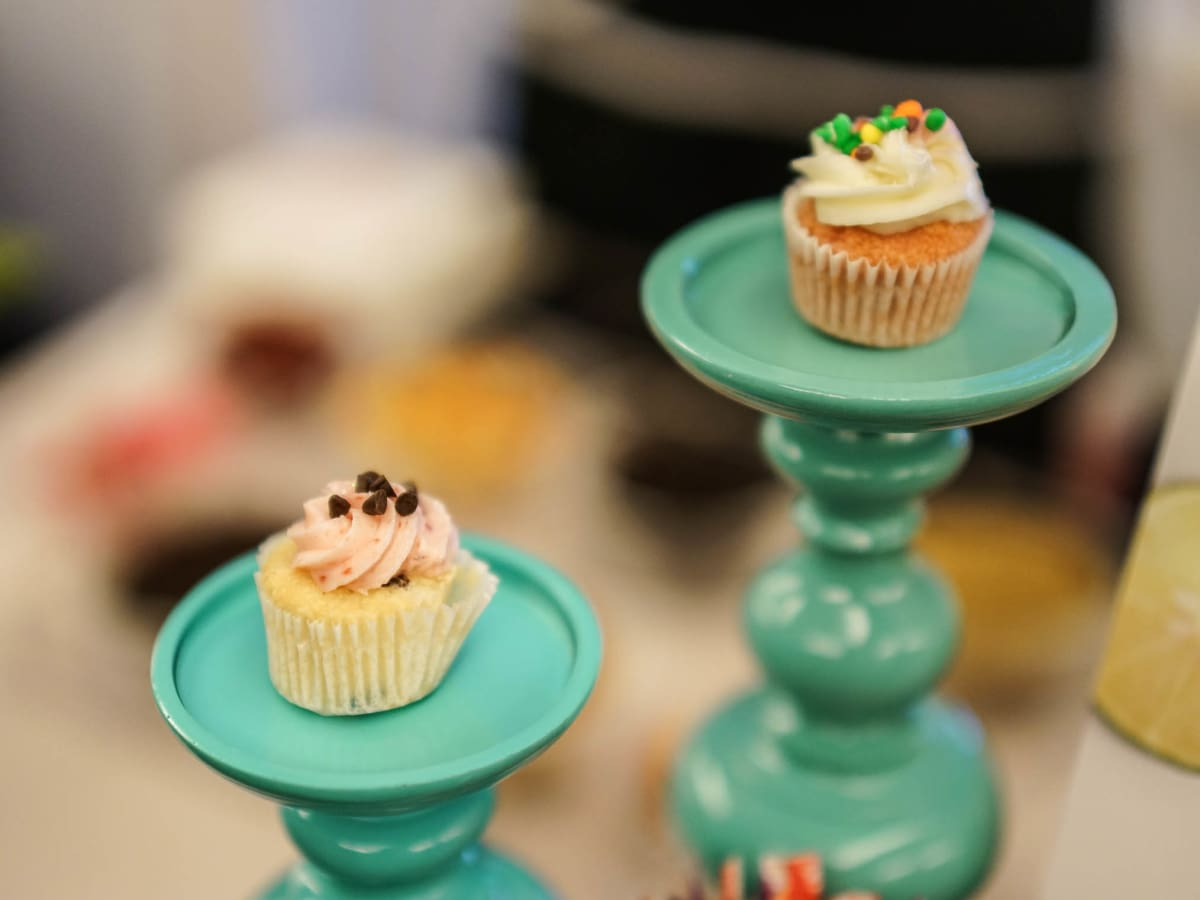 CultureMap Tastemaker Awards 2017 Cupcake Bar