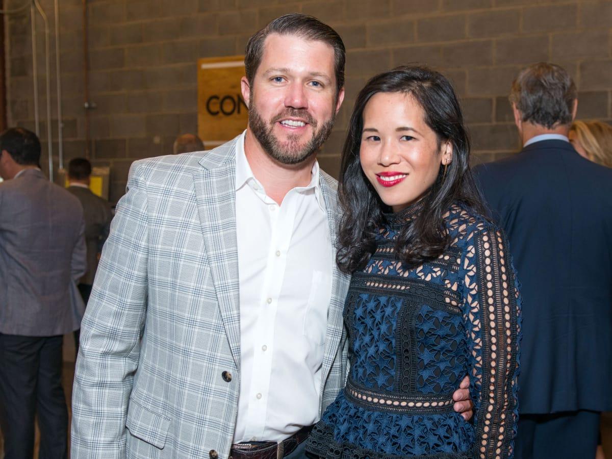 Houston, Game Day Gala, April 2017, Ryan Fleck, Stephanie Fleck