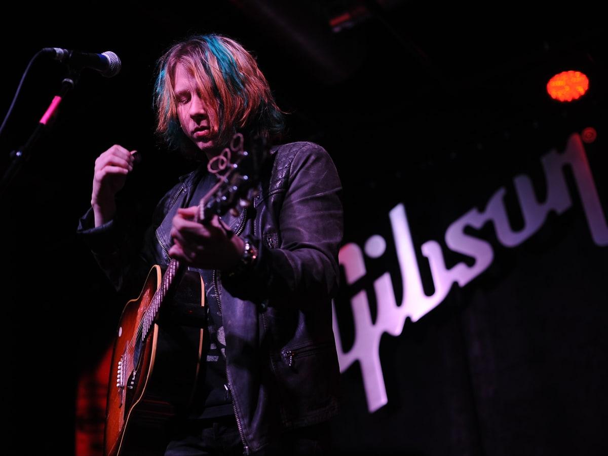 Ben Kweller at Gibson in Austin 2224