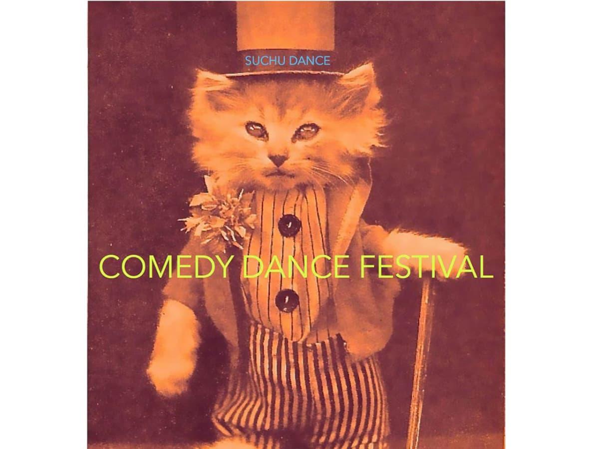Suchu Dance presents Comedy Dance Festival