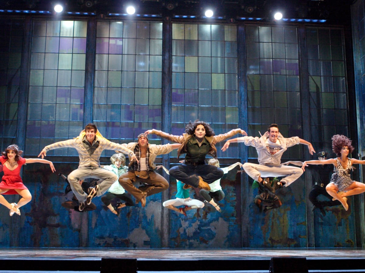 Theatre Under The Stars presents Flashdance – The Musical