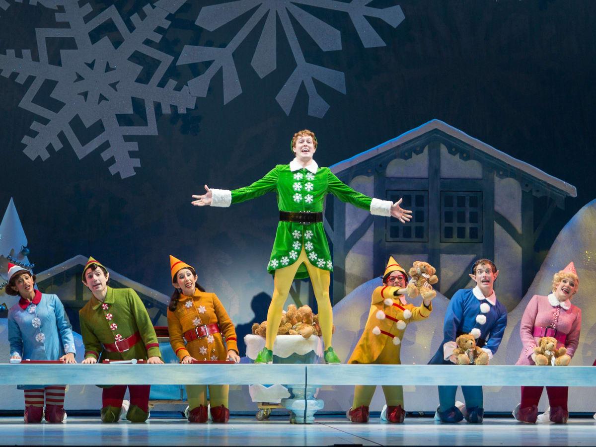 TUTS 2013-2014 season, February 2013, Elf