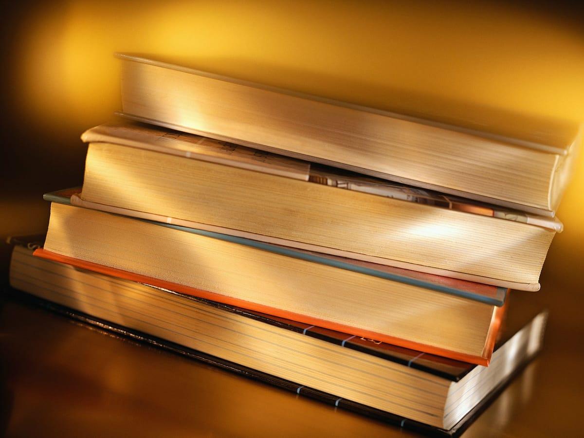 News_books_stack of books