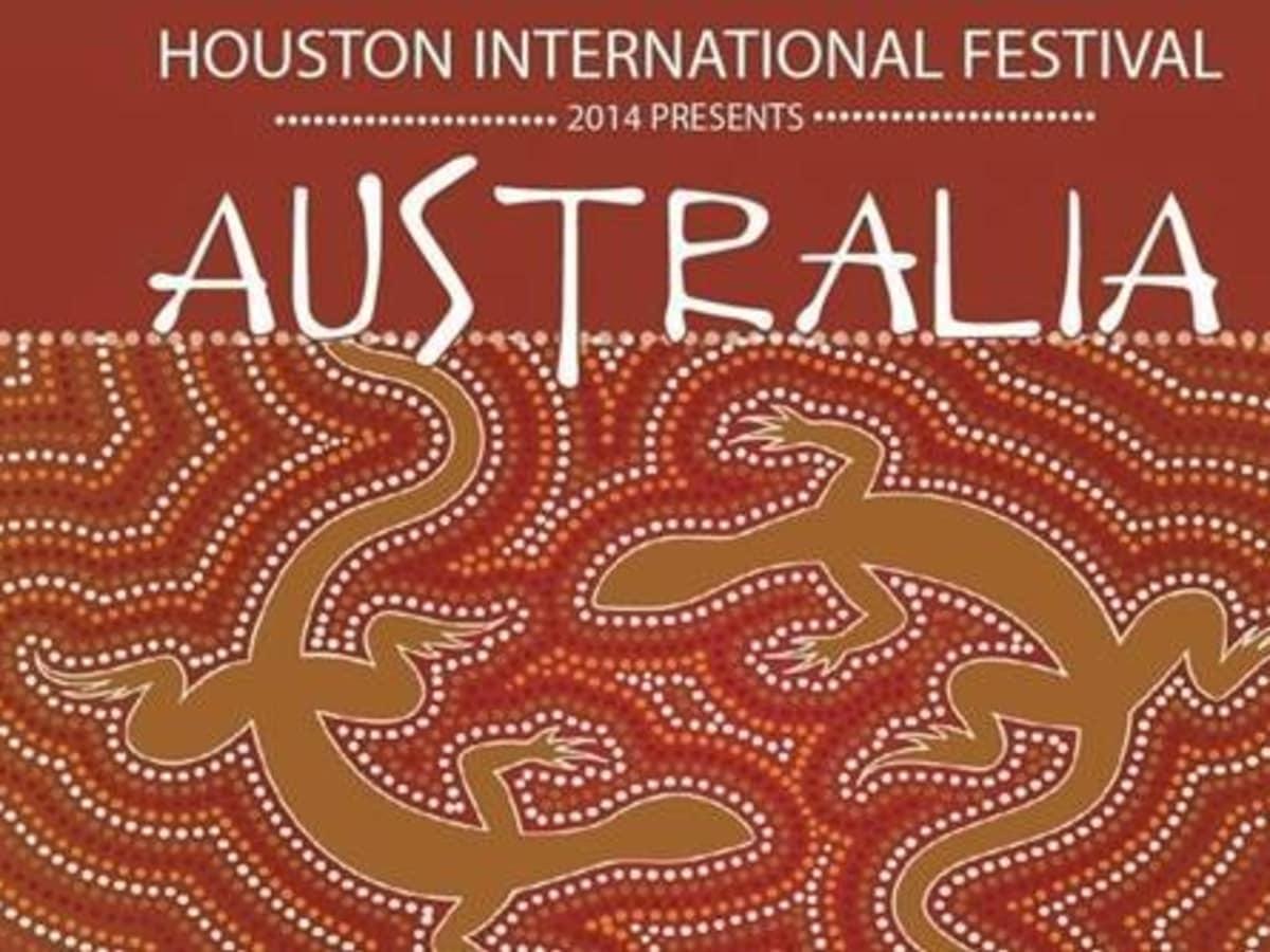 44th Annual Houston International Festival (iFest) honoring Australia