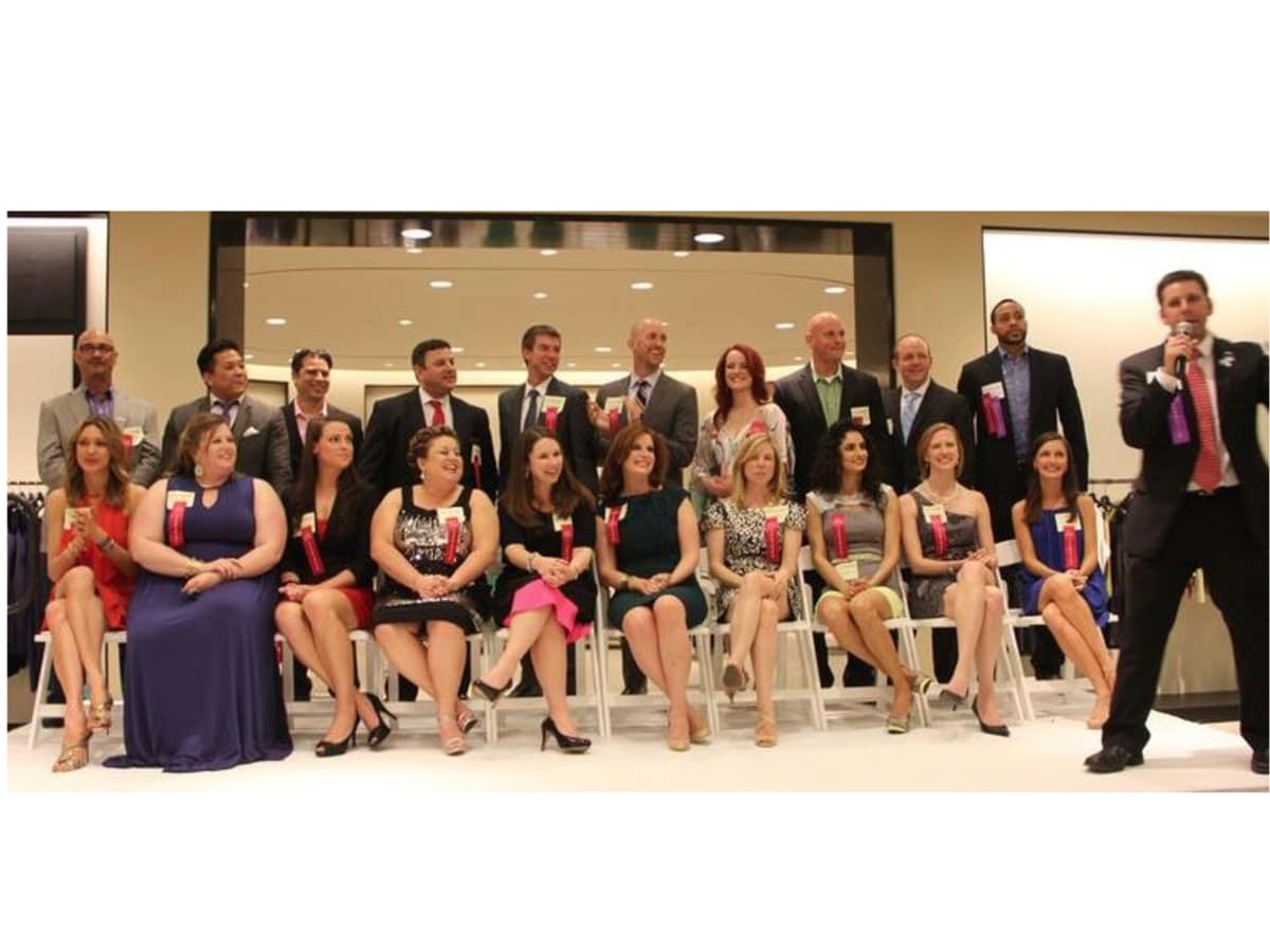 Leukemia & Lymphoma Society's 2014 Man and Woman of the Year Kick Off