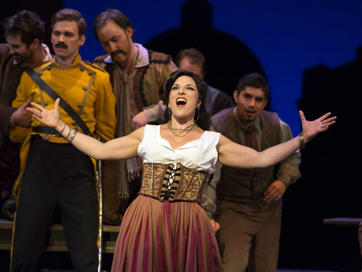 Fort Worth Opera Festival presents Carmen