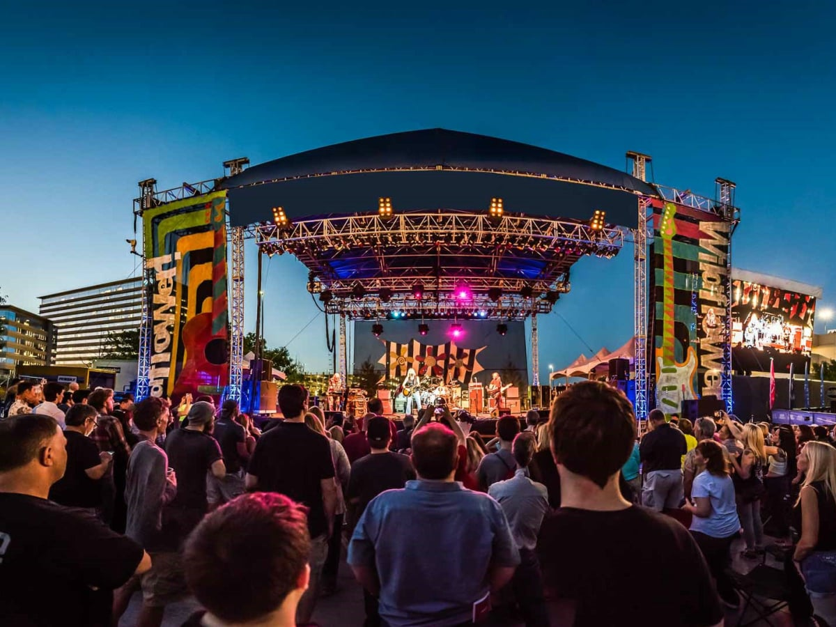 Wildflower Arts and Music Festival in Richardson