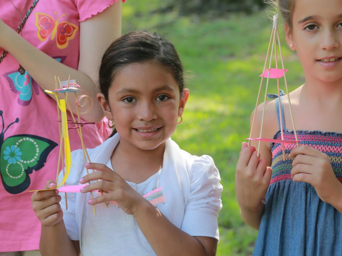 Museum of Fine Arts, Houston presents Texas Children's Art Festival
