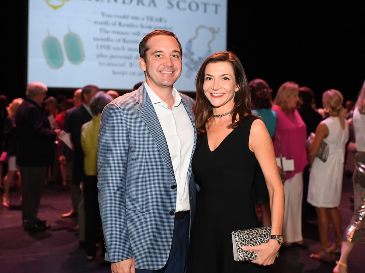 Houston, Casa de Esperanza Building Hope for Children Gala, April 2017, Matt Pomroy, Maya Pomroy