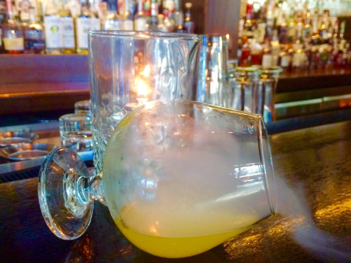 Houston, Star Wars-Inspired cocktails, May 2017, Hans Solo, Bar Milano