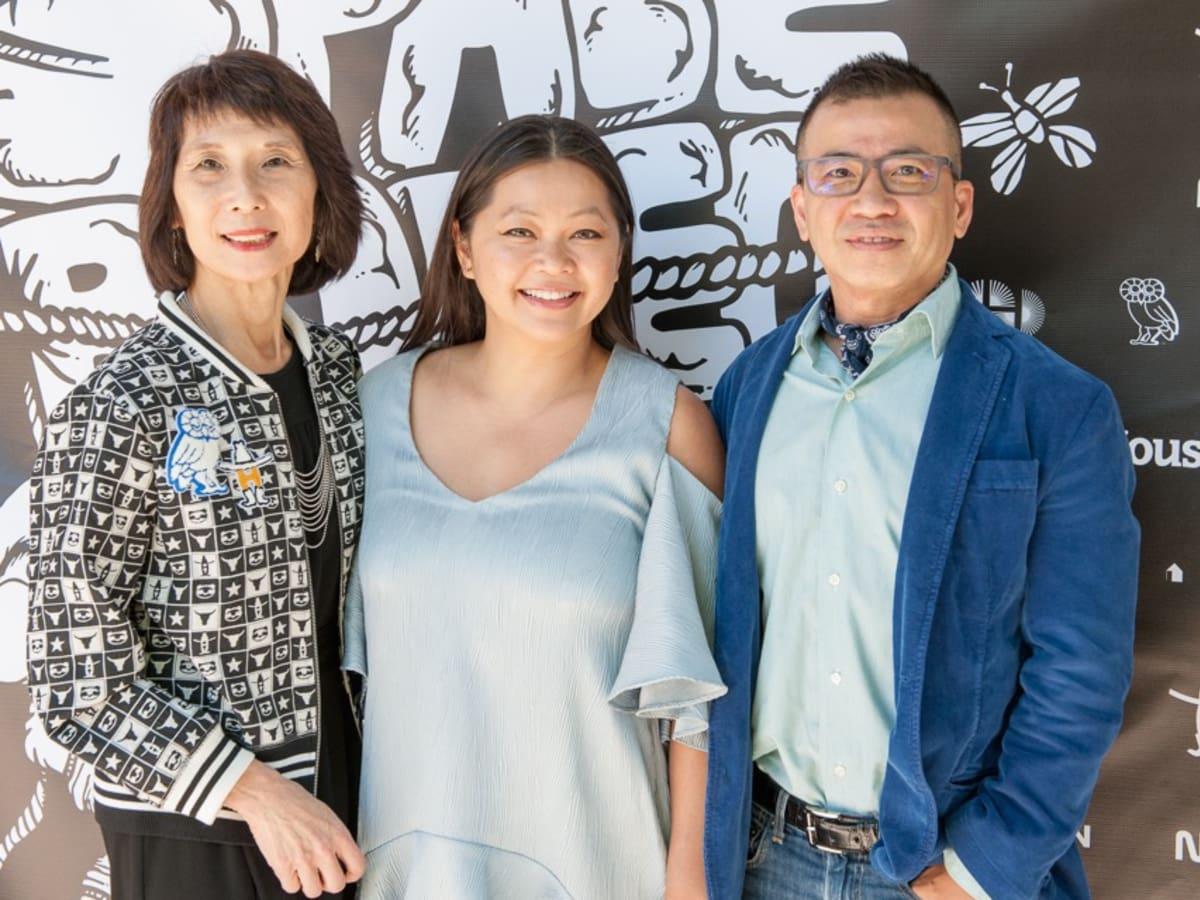 Linda Toyota, Chloe Dao, Viet Hoang at Vivenne Tam appearance at Baanou