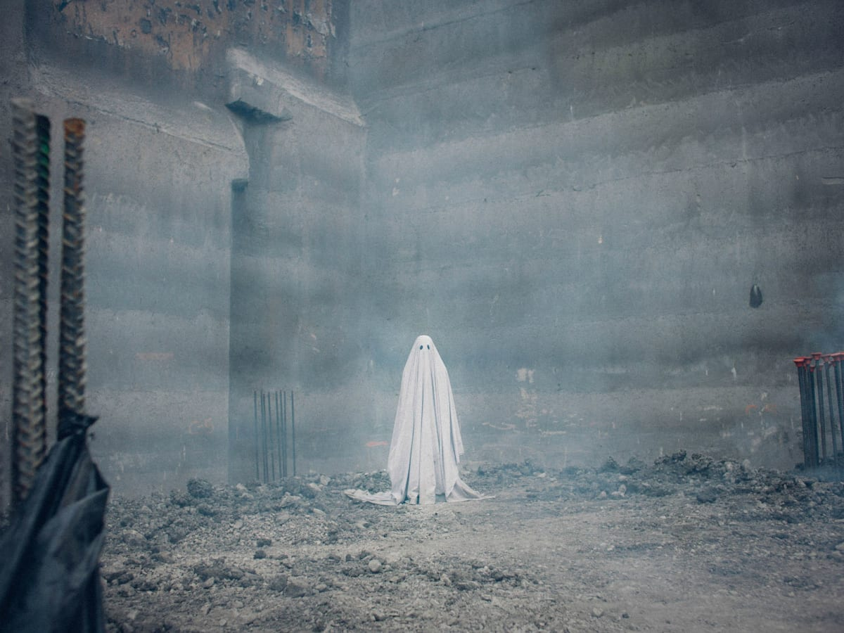 Casey Affleck in A Ghost Story