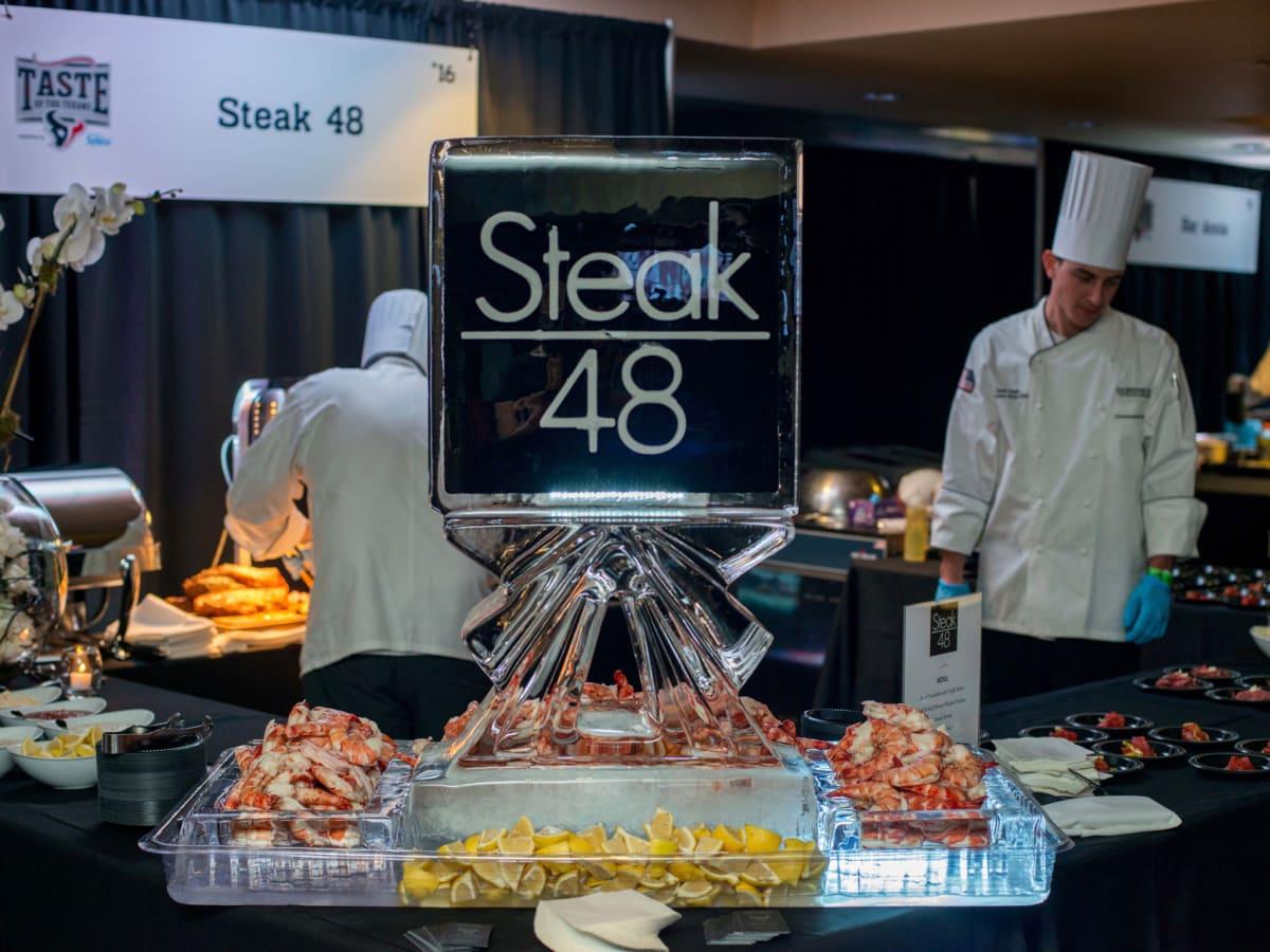 Taste of the Texans Steak 48