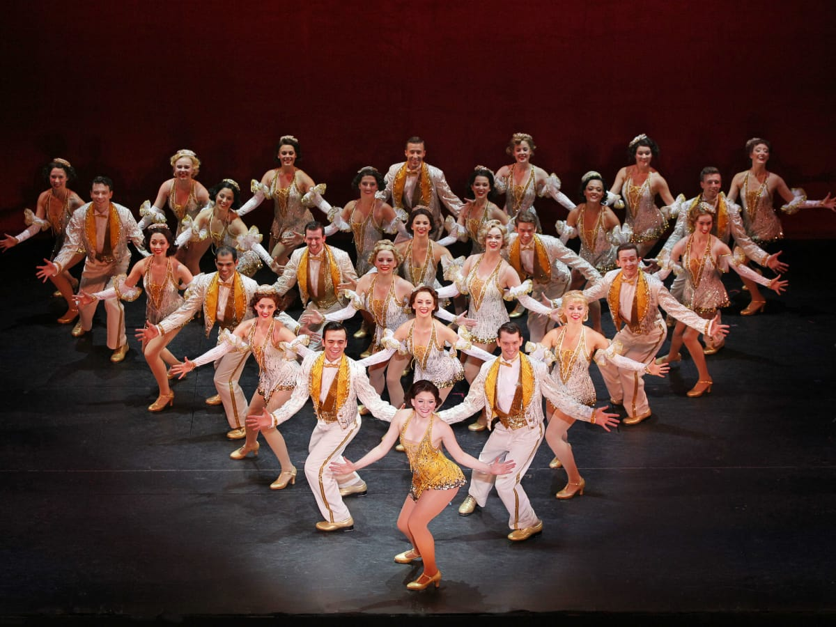 National tour of 42nd Street