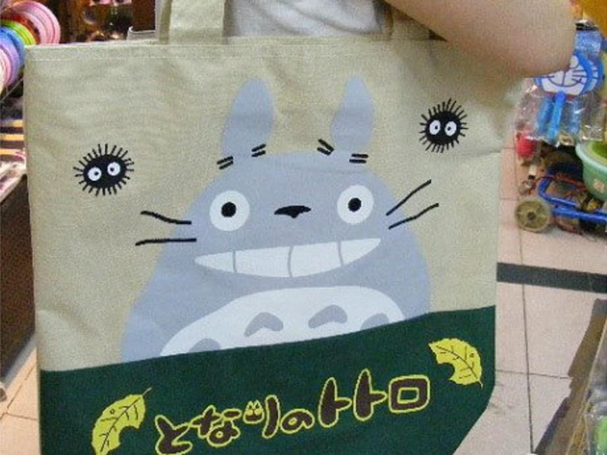 Totoro Bag The Modern