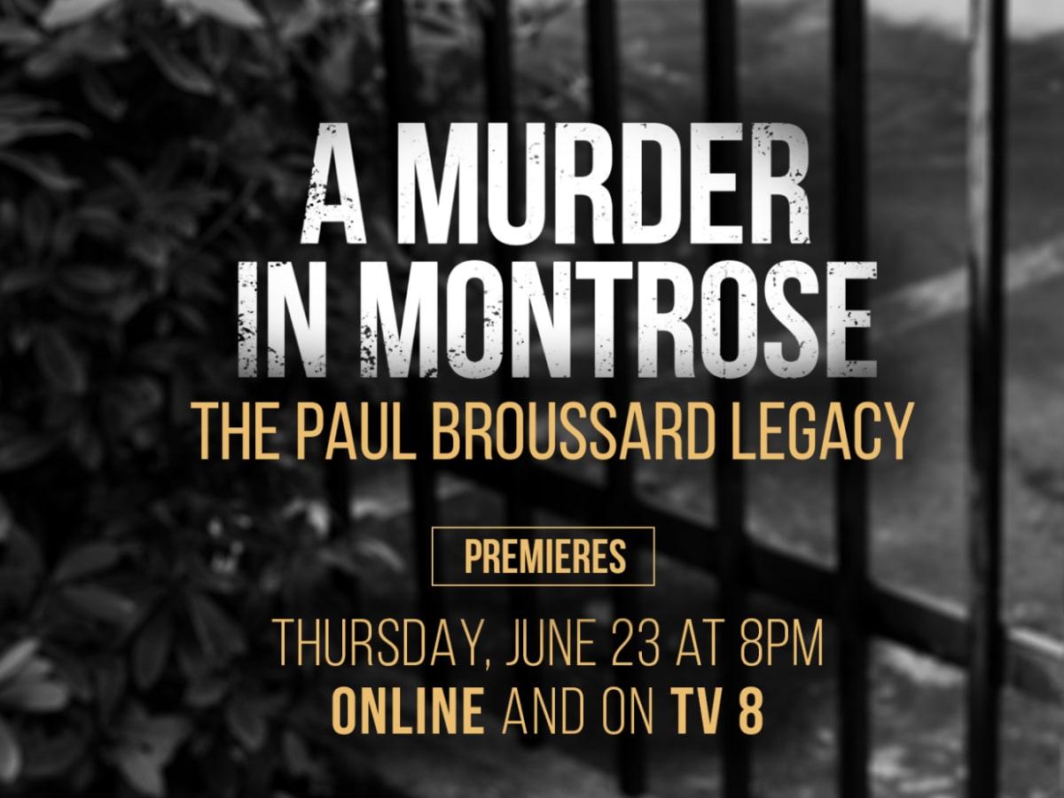 PBS documentary on Paul Broussard