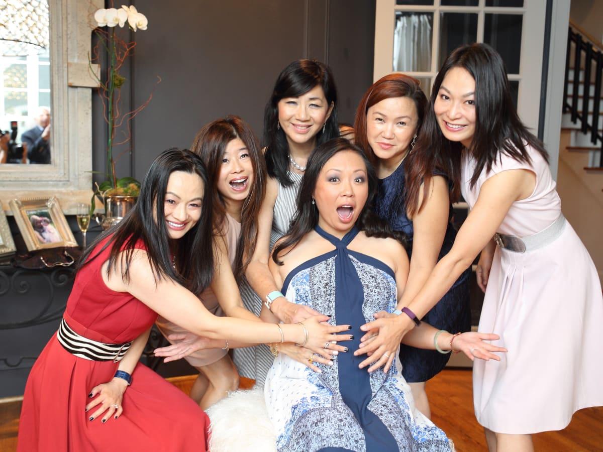 Miya Shay baby shower, 6/16 Bridgitte Lee, Rose Chen, Alice Mao, Tammy Nguyen, Cynthia Xue