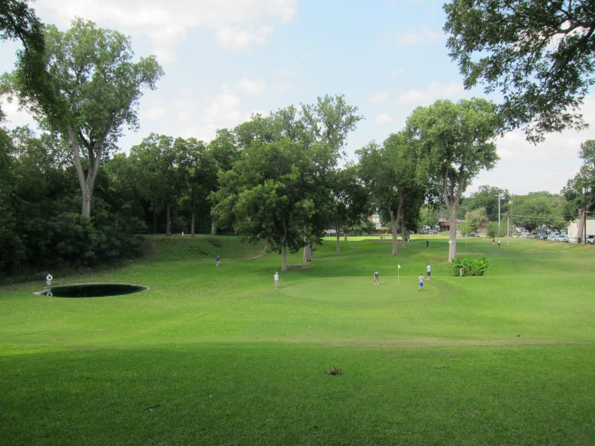 Butler Park Pitch & Putt Golf Course