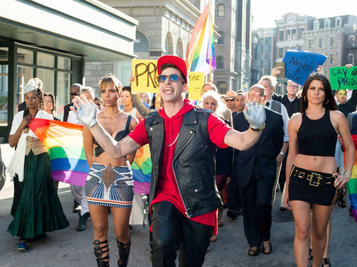 Andy Samberg in Popstar: Never Stop Never Stopping