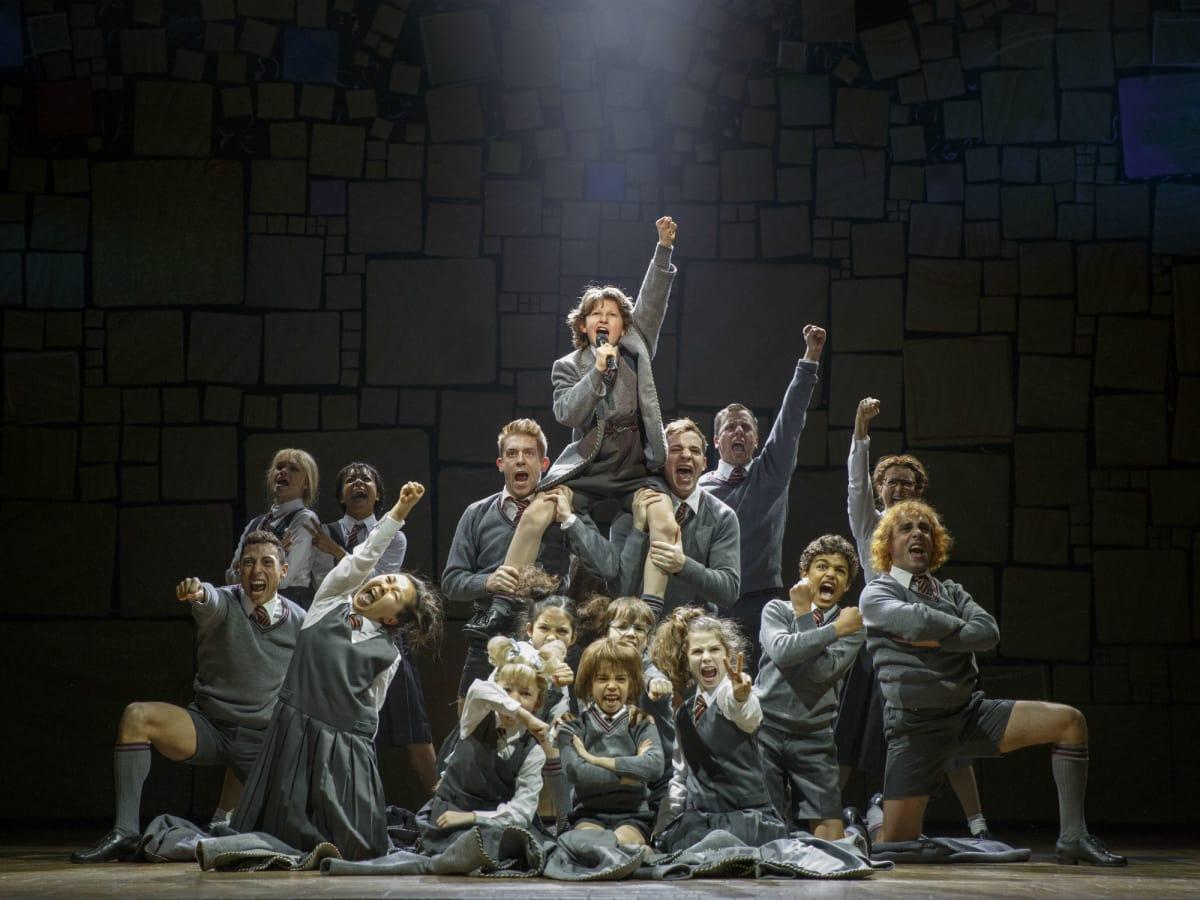 Matilda the Musical national tour