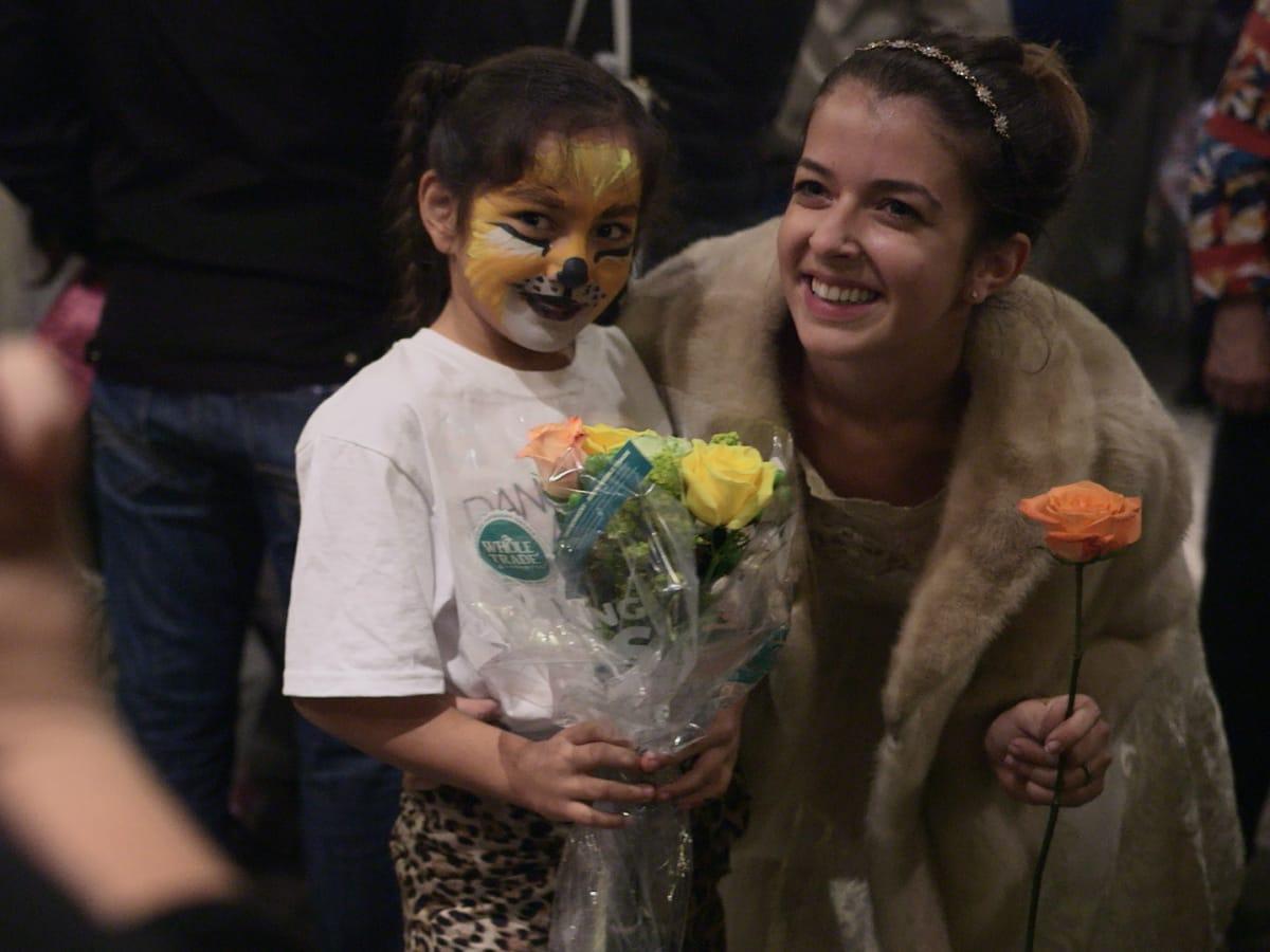 KLRU PBS Arts in Context Dance Another World students Dawn Mann