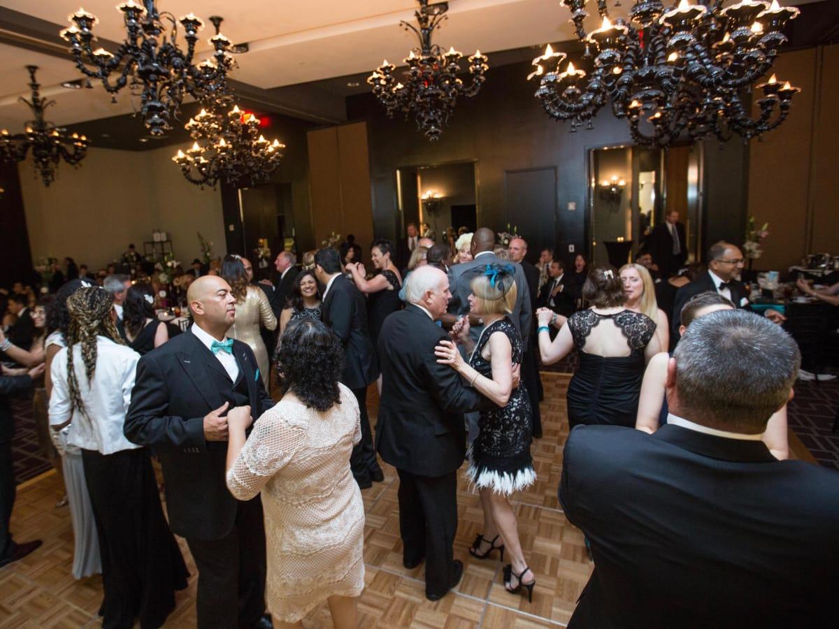 Houston, Ovarcome Gala, May 2016, ballroom